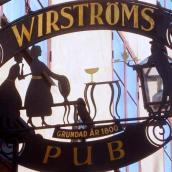 Wirströms Pub Logo