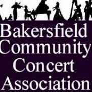 Bakersfield Community Concert Association Logo