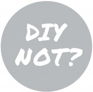 DIY Not? Logo