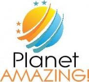 Planet Amazing! Logo