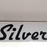 Silver Scissors Logo