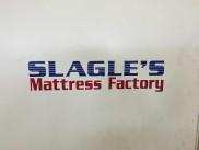 Slagle's Mattress Factory Logo