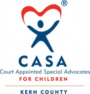 CASA of Kern County Logo
