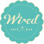 Wired Cafe Bar Logo
