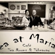 Tea at Maria's  Logo