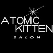 Atomic Kitten Salon Logo