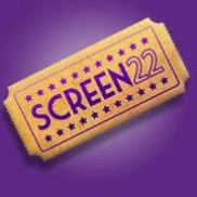 SCREEN 22 CINEMA Logo