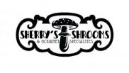Sherry's Shrooms - Haggin Oaks Farmers Market Logo