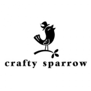 Crafty Sparrow Logo