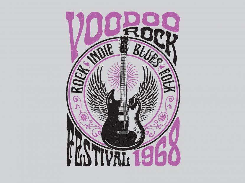 Voodoo Rock Festival - 1968