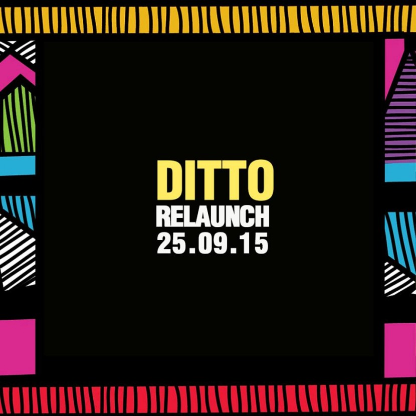 Ditto  -  Relaunch