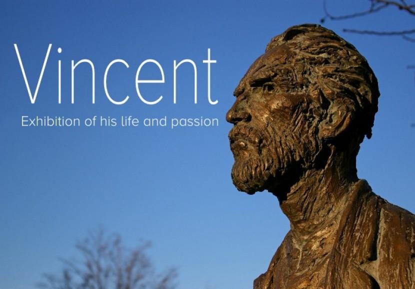 Vincent - his Life & Passion