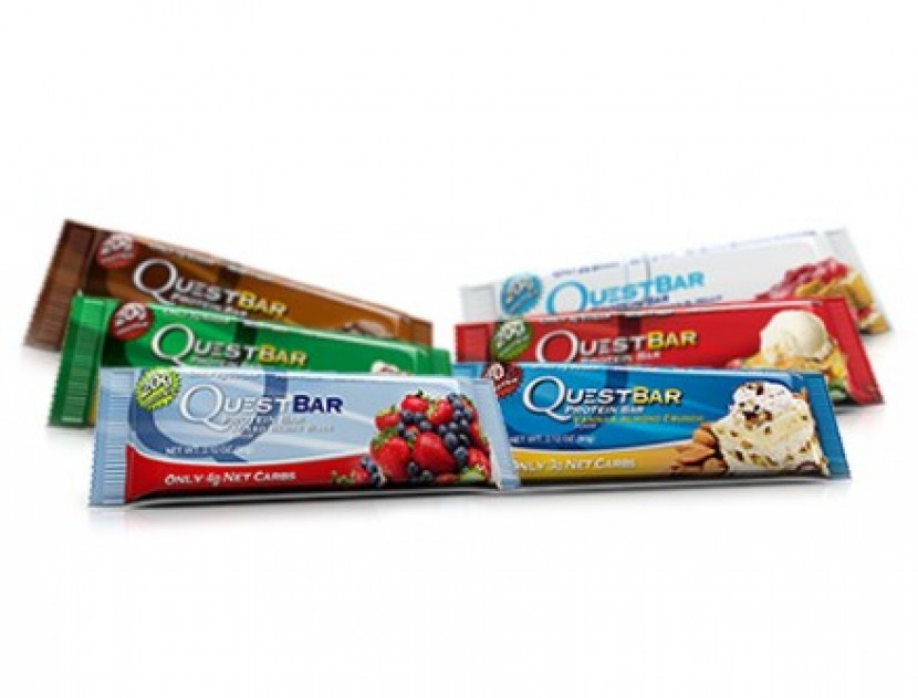 Quest Bars Sample Event