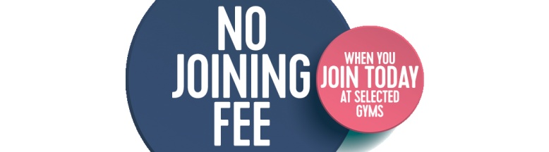 No Joining Fee @ The Gym Nottingham