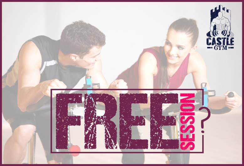 1 FREE Gym Session