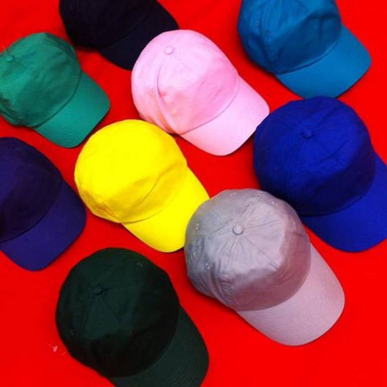 Curve Peak Ball Cap - ONLY £4.95