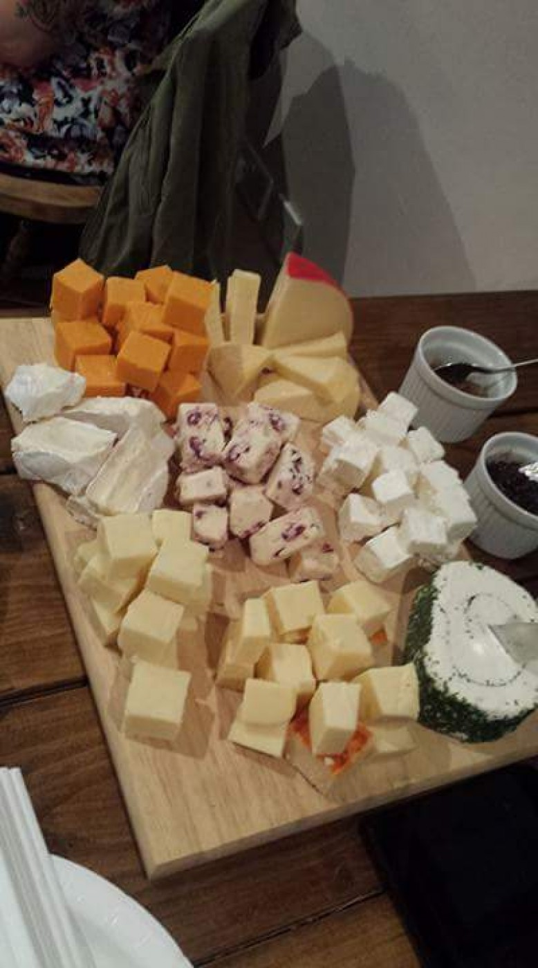 Pop down and enjoy Free Cheese Thursdays