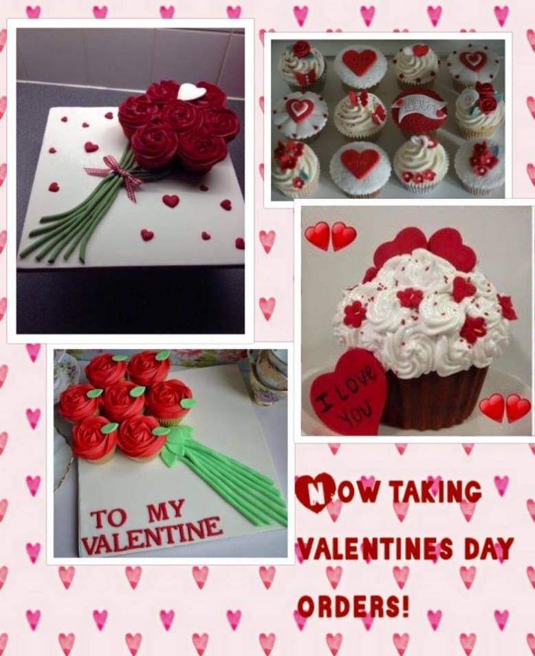 Order Now for Valentines Day