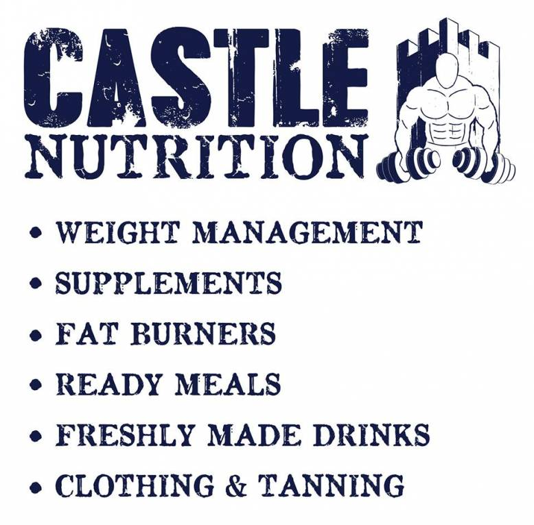 New Year - New You.! Castle Nutrition DEALS