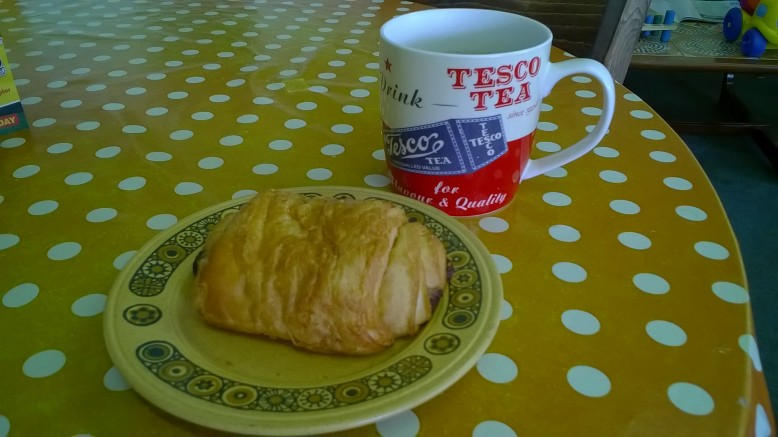 croissant & a Cuppa!