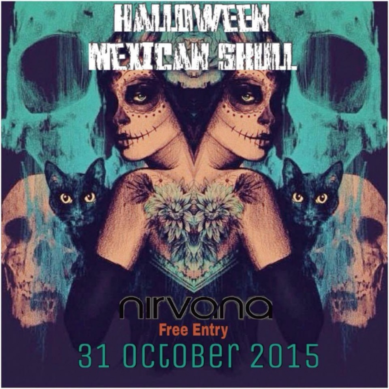 Nivana - Free Entry for Mexican Schull Halloween 31st October from 9.30pm