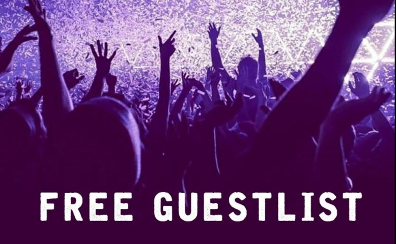Free guestlist, 2-4-1 drinks & £2 bombs all night.
