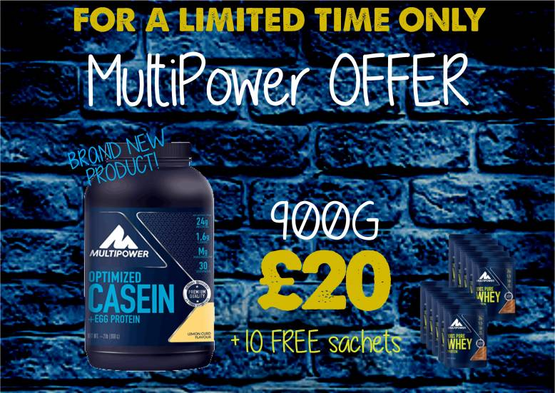 MultiPower Protein Deal
