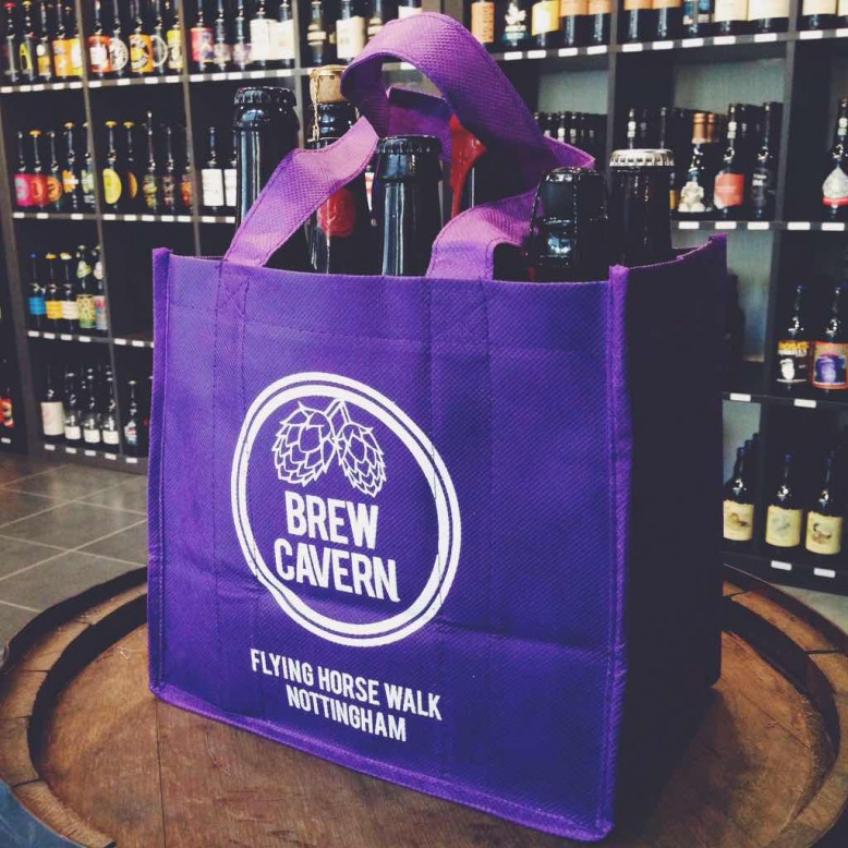 10% off when you fill Your Brew Cavern bag