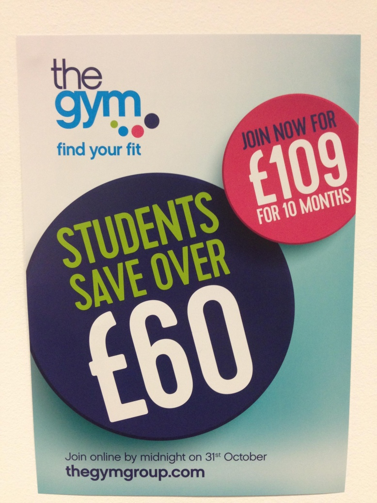Student Deal £109 For 10 Months