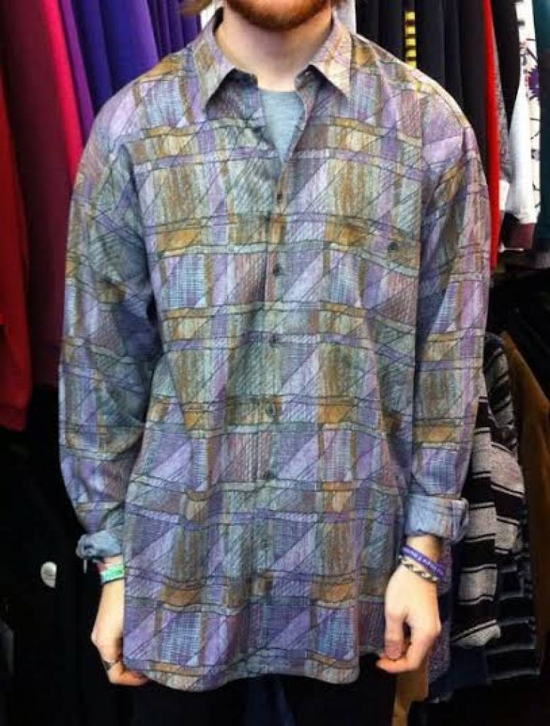 PATTERNED SHIRTS - from £7.00
