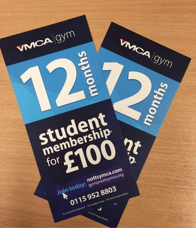 12mth Student Membership for £100!