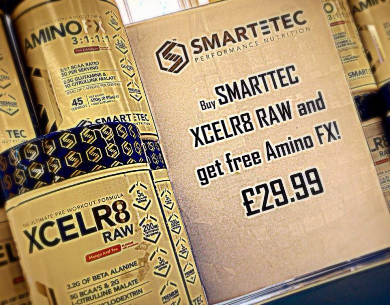 Smart-Tec Deals Availble Instore